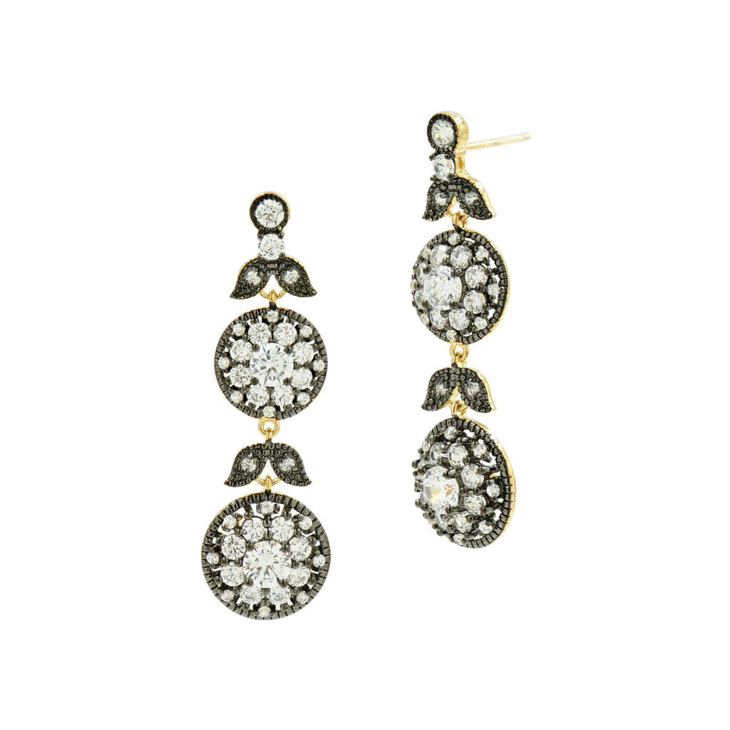 EARRING - Diva Drop Earrings