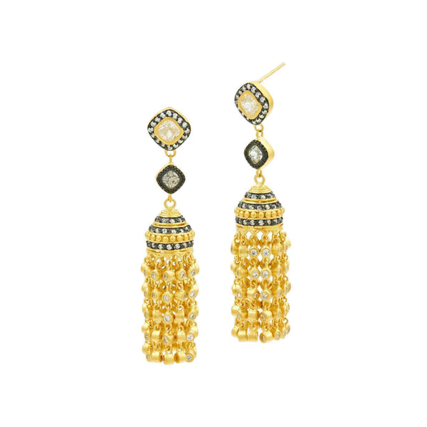 EARRING - Gala Drop Tassle Earrings