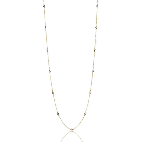 Signature Diamond by the Yard Necklace - FREIDA ROTHMAN