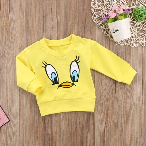 Tweety Bird Sweater