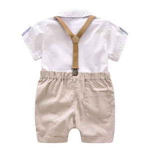 Little Lad Summer Suit