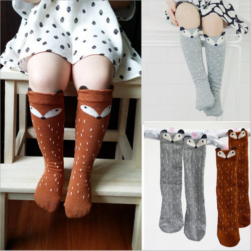 Vintage Knee High Socks