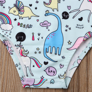Unicorn Party Swimsuit