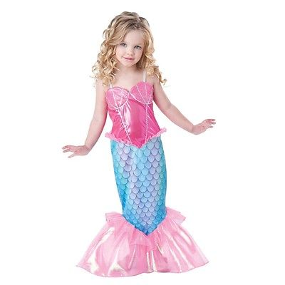 Trumpet Mermaid Costume