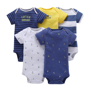 Boy Onesie Set (5 piece)