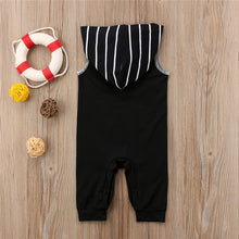 Hooded Romper