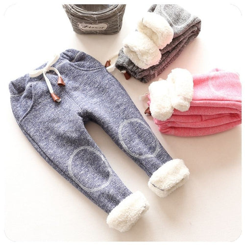 Warm Sheep Pants