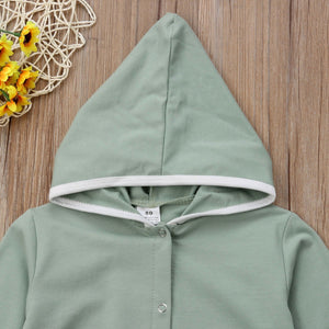 Hooded Tracksuit