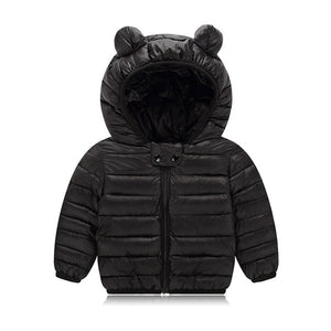 Down Bear Coat