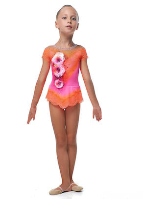 Leotard Summer Fantasy 116-121cm