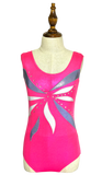 Diva Sports Leotard Bubblegum