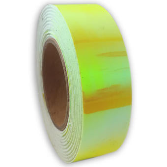 Pastorelli Laser Lime Adhesive Hoop Tape - OneSports.ae