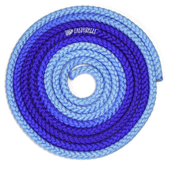 Pastorelli Patrasso Multicoloured Rope: Electric Blue and Sky Blue - OneSports.ae