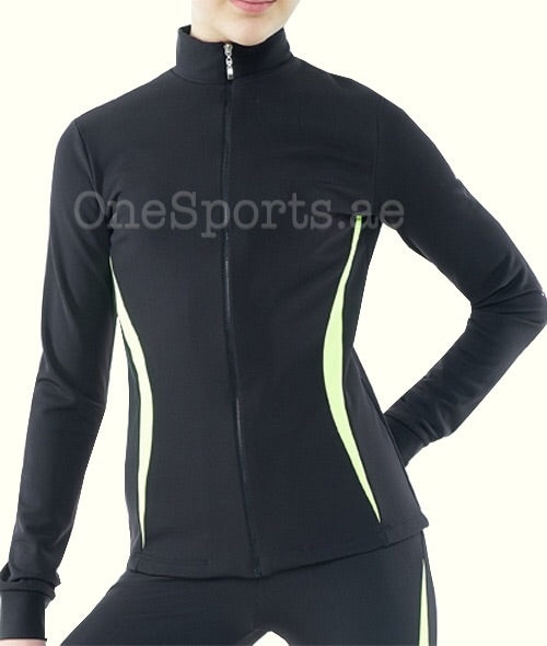 Training Costume Rittberger Black/Lime - OneSports.ae