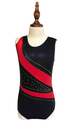Diva Sports Leotard Red Midnight - OneSports.ae