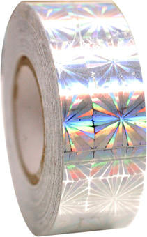 Silver Adhesive Hoop Tape - OneSports.ae