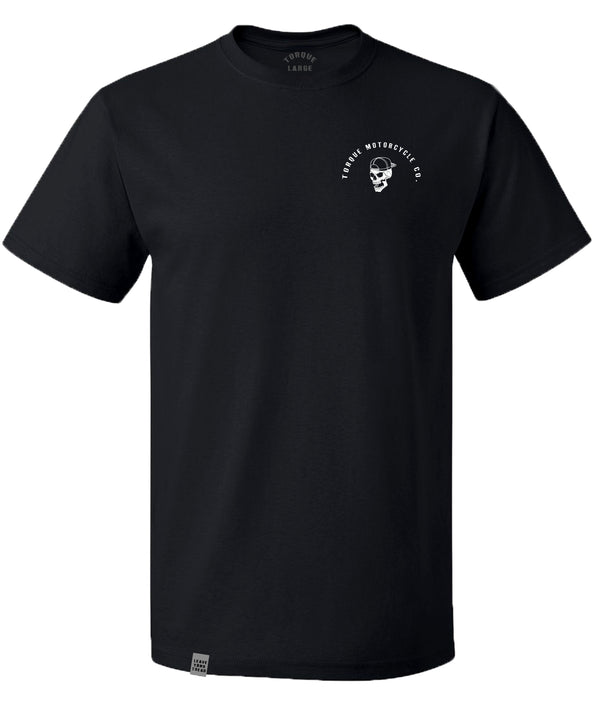 EARTH CREST TEE | BLACK