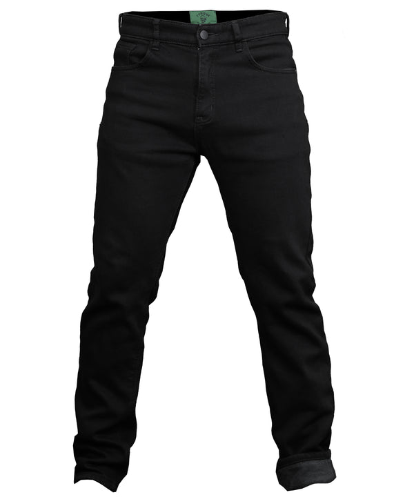 TORQUE | NIGHTFALL | FLEECE LINED JEANS