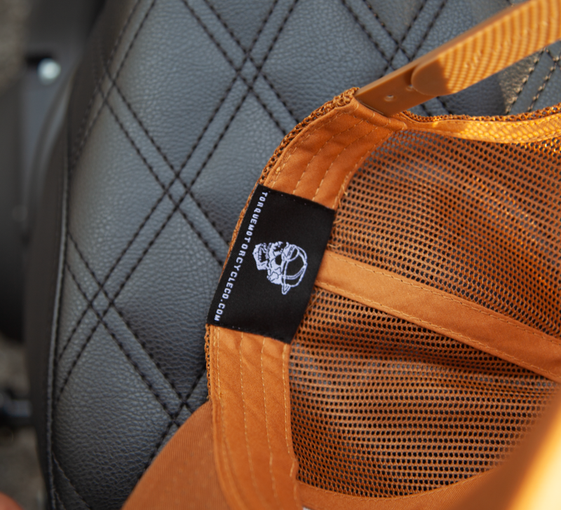 STAY WILD TRUCKER | SADDLE