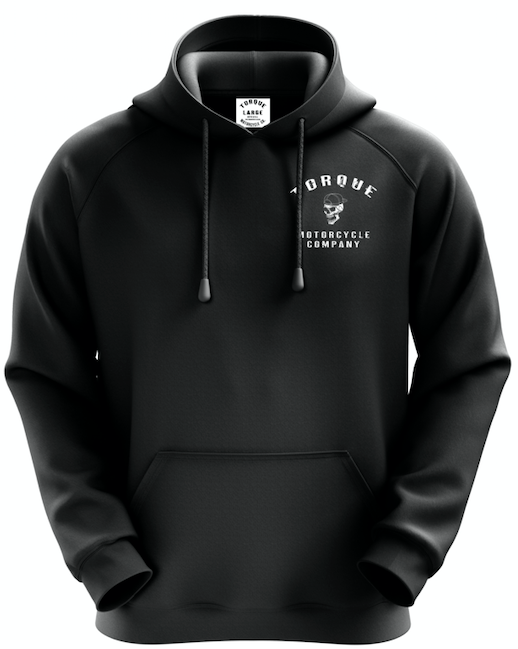 DONT BE FORGOTTEN HOODIE | BLACK