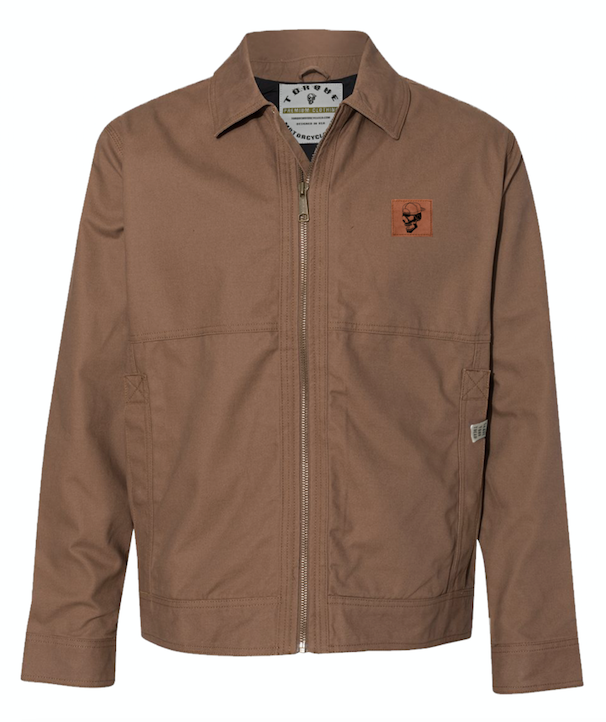 TORQUE WORK JACKET | SADDLE