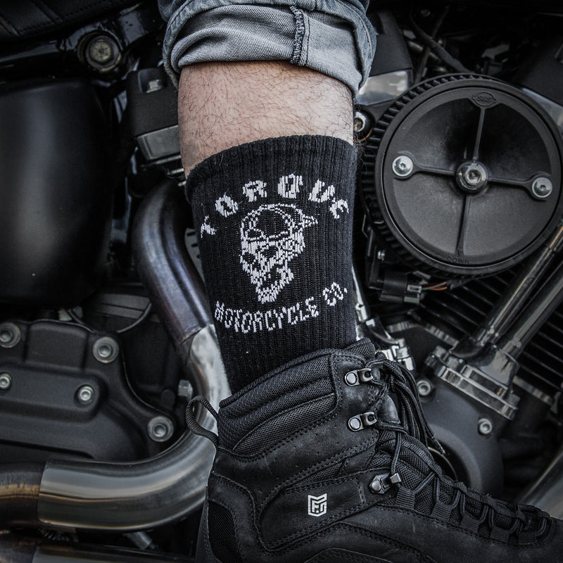 TORQUE | HIGH SOCKS