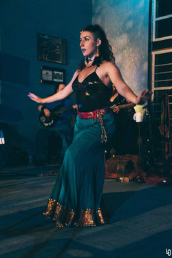 Fire & Belly Dancing Show