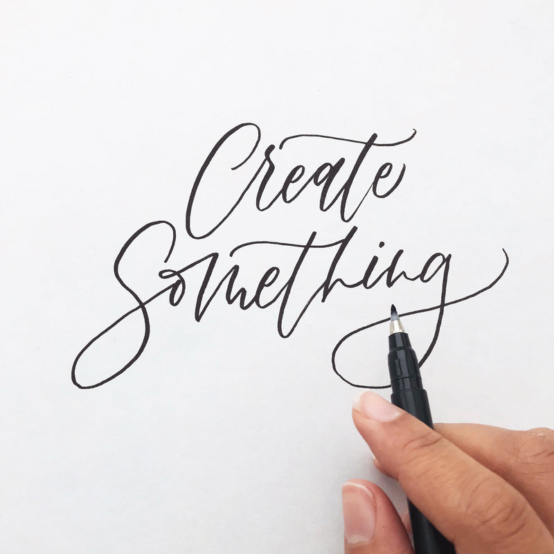 Cocktails & Calligraphy Workshop