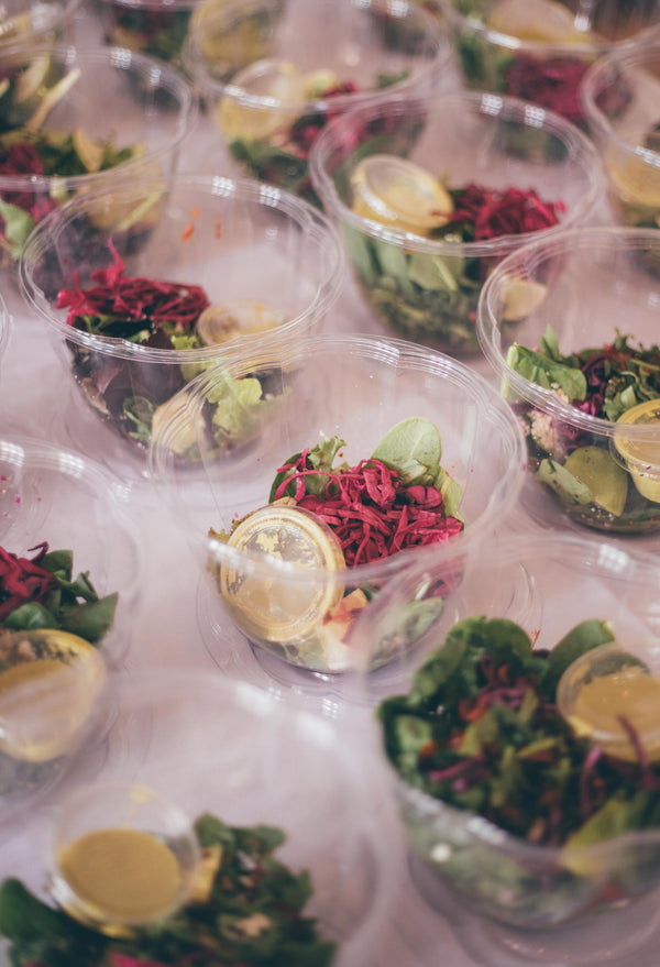 Taco Fiesta + Mexican Salads + Food Truck Catering