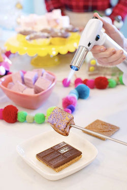Wonderland S'mores Bar