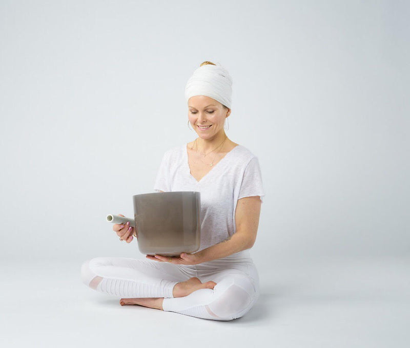 Sound Healing: Yoga with a Crystal bowl and Gong Bath