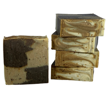 Load image into Gallery viewer, Pekoe - Green Tea Infused Bar Soap