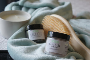 Calm Masking Powder