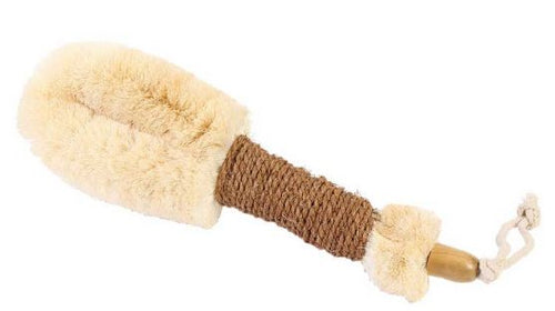 Eco Max Dry Body Brush Large Size - Medium Bristles