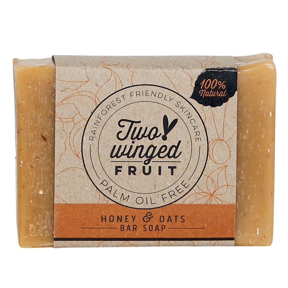 Honey and Oats Bar Soap 130g