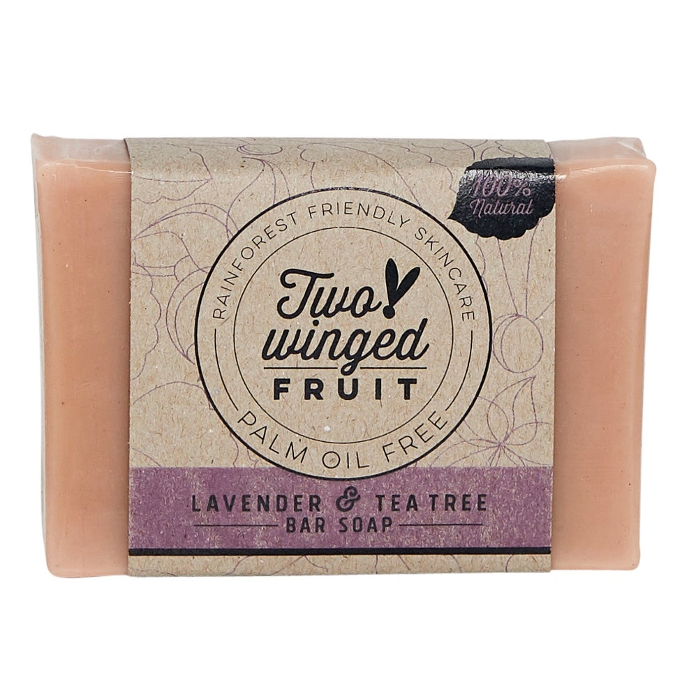 Lavender & Tea Tree Bar Soap 130g
