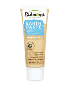 Redmond Earthpaste Toothpaste Peppermint - 113g