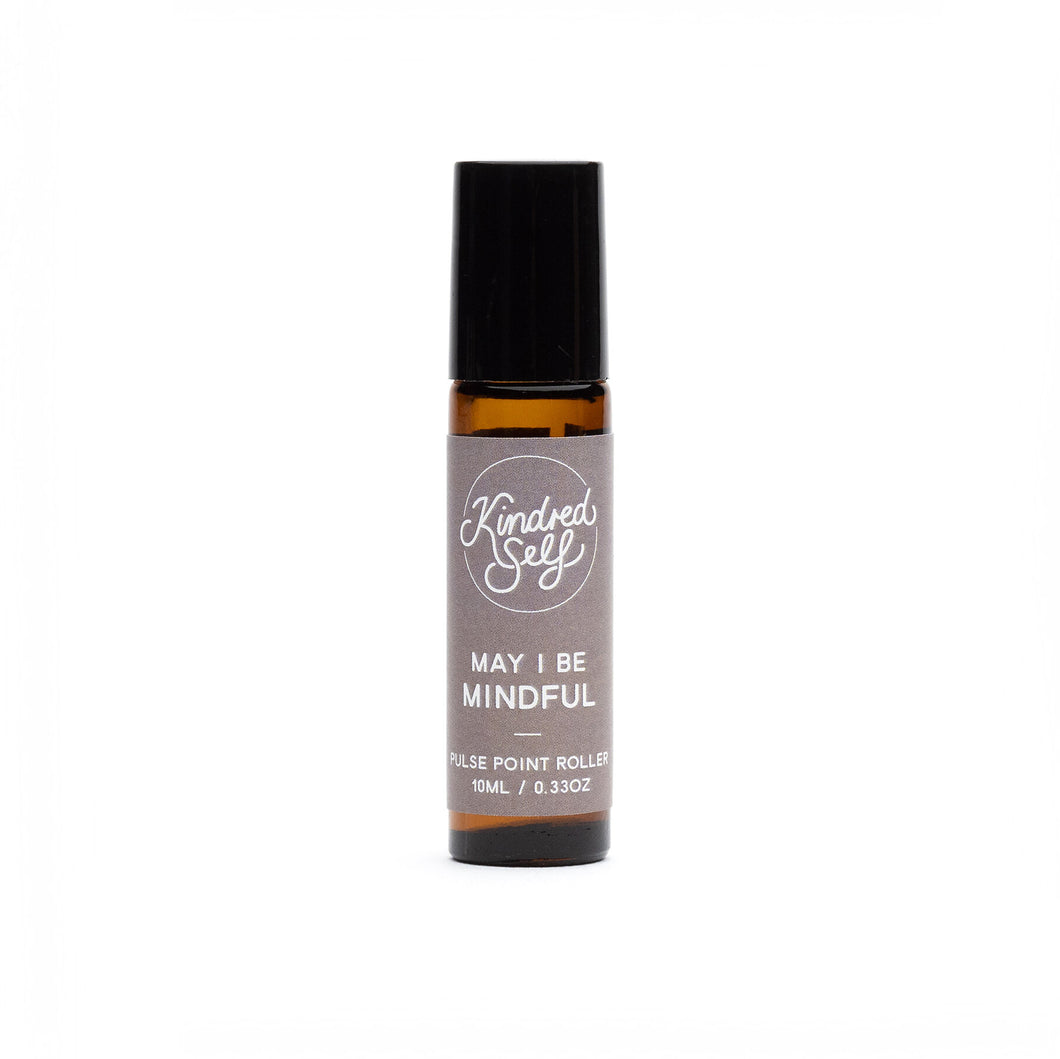 'May I be Mindful' Pulse Point Roller 10mL