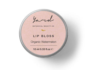 Lip Bloss - Organic Watermelon 10ml