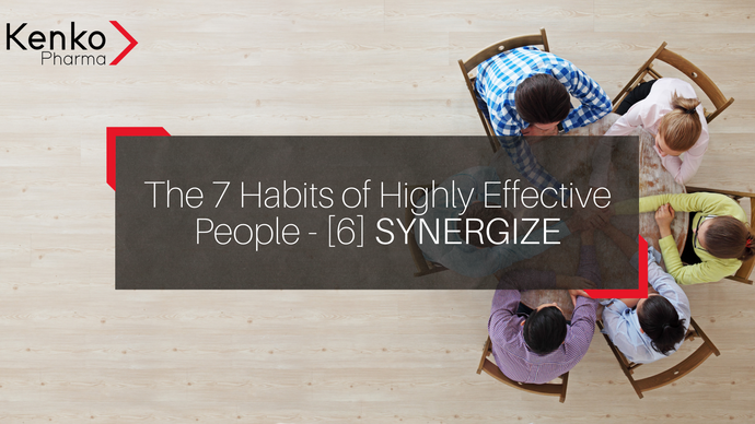 The 7 Habits of Highly Effective People - [6] SYNERGIZE