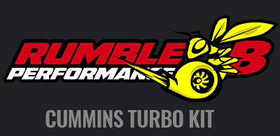 Rumble B Performance Cummins Turbo Kit