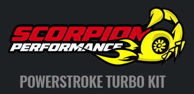 Scorpion Performance Powerstroke Turbo Kit