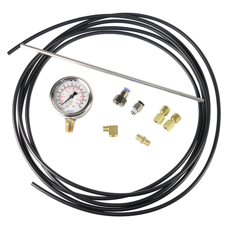 160psi Exhaust Back Pressure Guage Kit