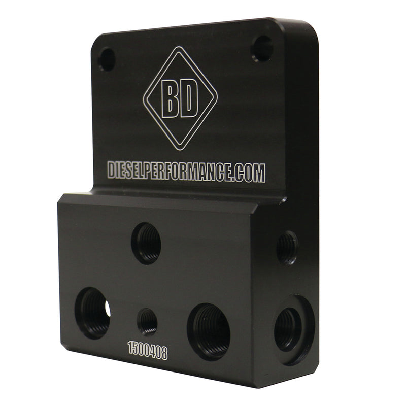 5.9L/6.7L Cummins Fuel Distribution Block Dodge 2003-2009