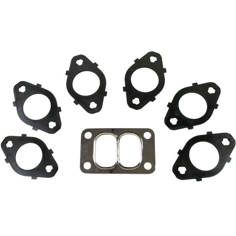 5.9L Cummins 24-valve Exhaust Manifold Gasket Set Stock Mount Dodge 1998.5-2007