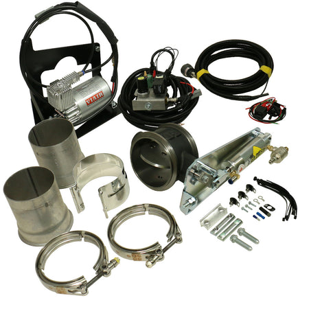 5.9L Cummins Exhaust Brake (Remote) Dodge 2006-2007 c/w Air Compressor