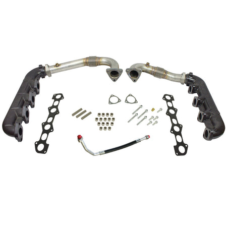 6.4L Powerstroke Exhaust Manifold Set Ford 2008-2010
