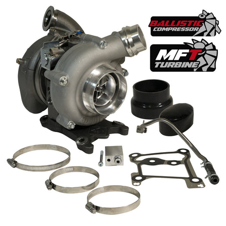 6.7L Power Stroke Screamer Stage 2 Retrofit Turbo Kit - Ford 2011-2014 F250/F350 & 2011-2016 F450/F550