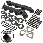 6.7L Powerstroke Exhaust Manifold Kit - Ford 2011-2014 F250 / F350 Pick-up & 2011-2016 F350 / F450 / F550 Cab-Chassis