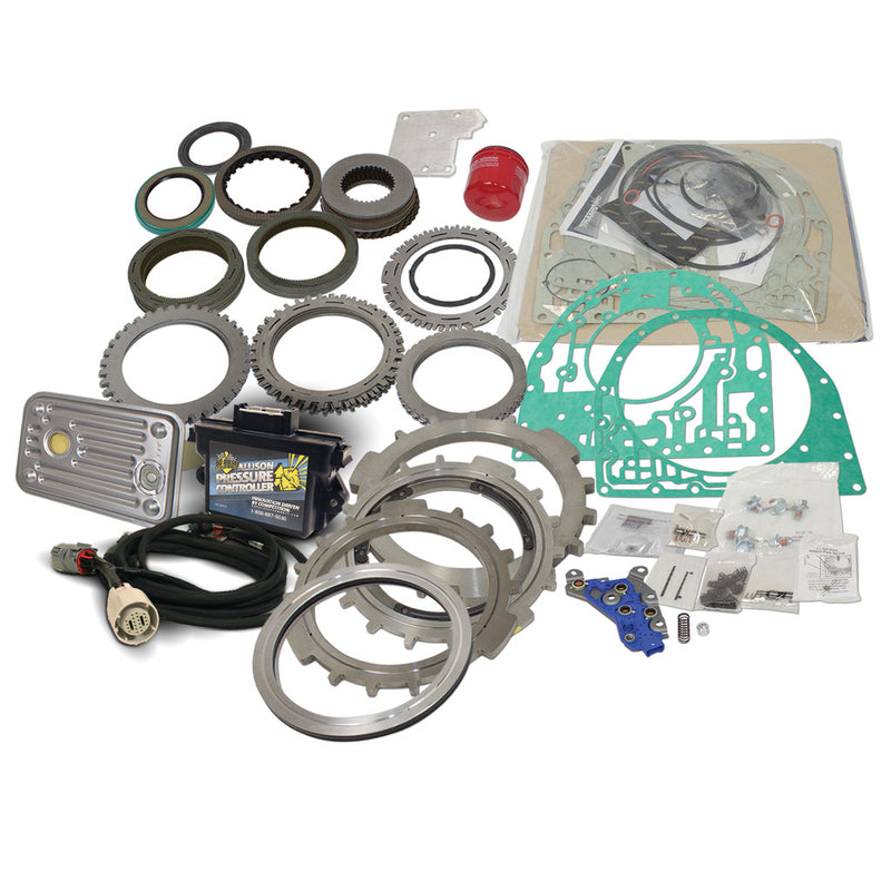 Build-It Chevy Allison Trans Kit LML Stage 4 c/w Pressure Controller Chevy 2011-2016